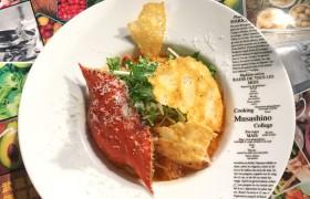 ワタリガニのトマトパスタ2