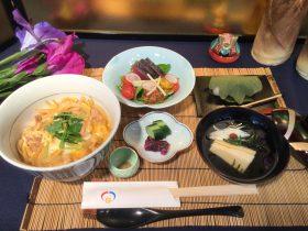日本料理 親子丼